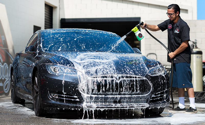 Electric Pressure Washer| Best Method to Clean Your Car - Pressure ...