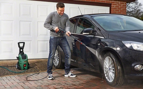 best pressure washer for car washing