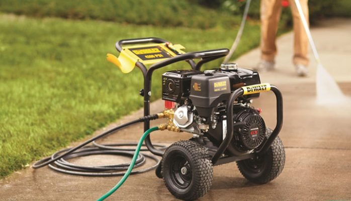 Application Areas Where You Can Use Electric Pressure Washer