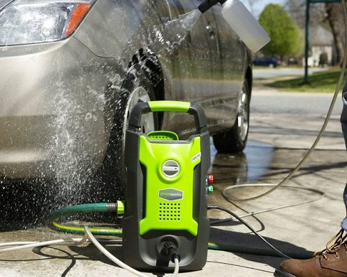 Electric Pressure Washer Safety Tips
