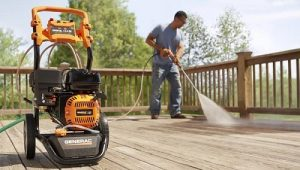 Electrical pressure washer