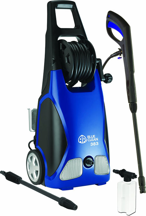 AR383 1900 PSI Electric Pressure Washer machine Reviews