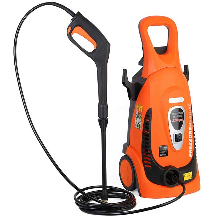 Ivation best Electric Pressure Washer machine Power washer Hose
