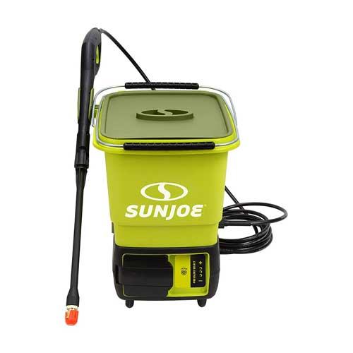Sun Joe SPX6000C-XR iON Cordless Pressure Washer machine 1160 PSI