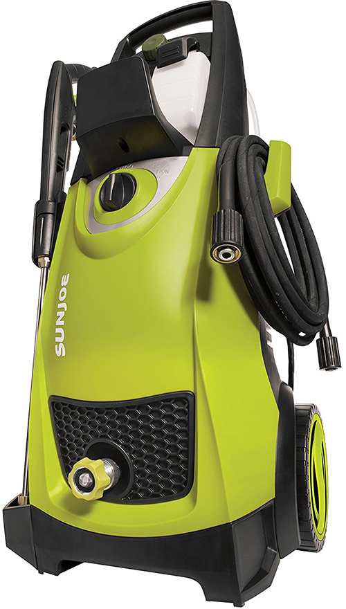 Sun Joe SPX3000 - best electric pressure washing machine