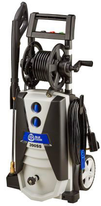 electric power pressure washer