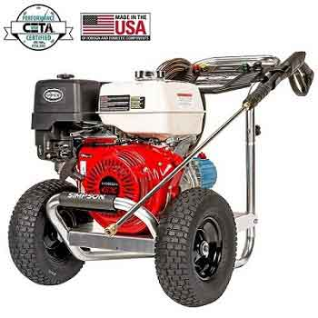 SIMPSON-Cleaning-ALH4240-Aluminum-Gas-Pressure-Washer