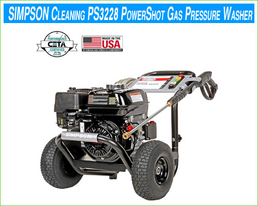 commercial electric pressure washer reviews