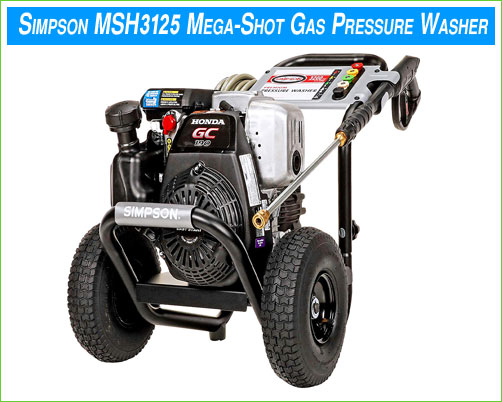 best commercial electric pressure washers