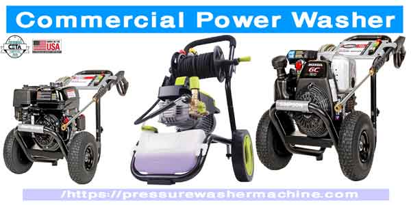 Best Commercial Power Washers