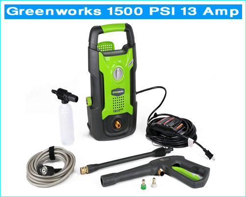 Greenworks 1500 PSI