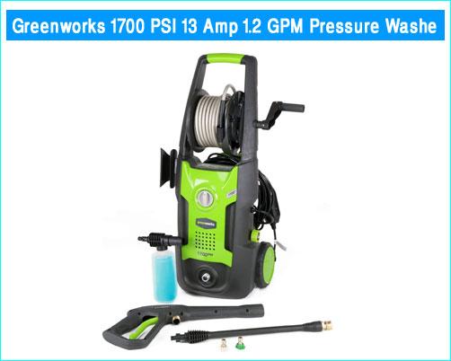 Greenworks 1700
