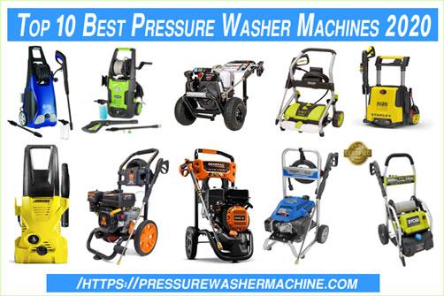Pressure Washer Machine