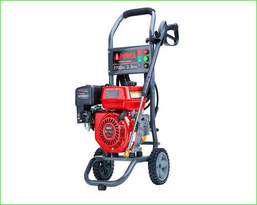 APW2700C Gas Powered Pressure Washer
