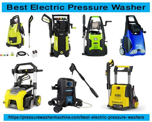 Best-Electric-Pressure-Washer