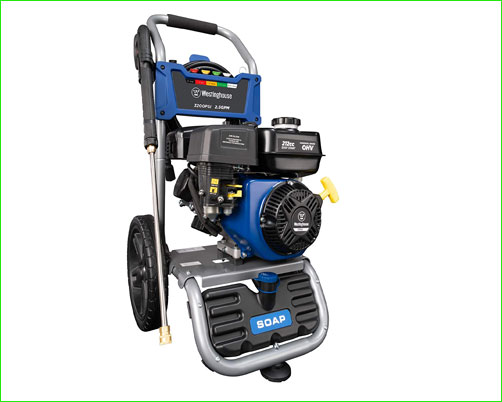 WPX3200 Gas Powered Pressure Washer